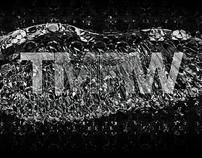 TMRW / KDU / stylizations of the TMRW logo