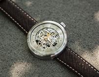 Machining A Watch Case