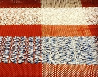 Lucky Numbers: Textile Weaving Sampler