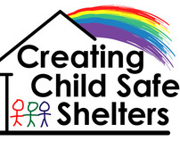 Creating Child Safe Shelter Logo