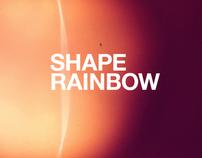 Shape Rainbow