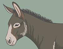 Donkey sting (ezeltje-prik)
