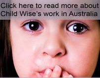 Child Wise Cambodia Website Banners