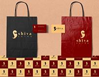 Shiva Salão - Identidade visual