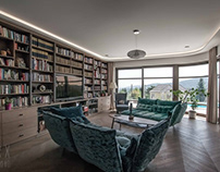 Modern house in Budapest by ARX
