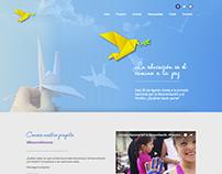 LandingPage - Fundación Mérani