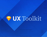 UX Toolkit for Sketch