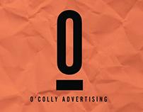 O'Colly Advertising Work