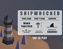Shipwrecked (Global Game Jam 2017)