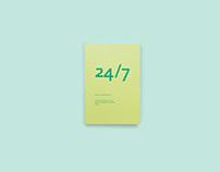24/7 | Illustrations