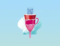 MANA A MANA: divulgando o coletor menstrual
