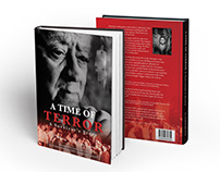 A Time of Terror - Bookcover