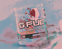 G Fuel Advertisement