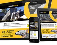 Truck Tech Branding
