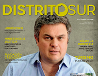 Revista Distrito Sur - Número 06, Septiembre 2017