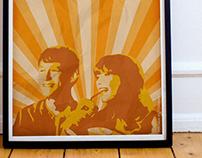 Poster   (500) Dias com ela