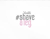 Gillette Venus - Shave a Leg
