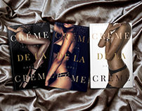 Creme de la Creme Book Covers & Mockup