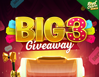 RCS - BIG3 Giveaway