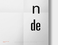 MONDE | A TRIBUTE TO ADRIAN FRUTIGER