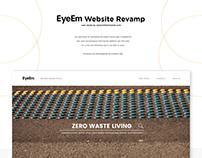 EyeEm Home Page Revamp