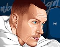 Marc-André ter Stegen - illustration