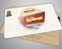 Manoosha loyalty Card