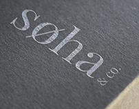 Søha & co. branding