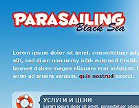 Black Sea Parasailing