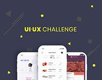 UI/UX Challenge