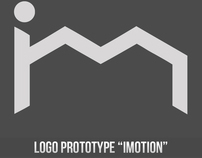 "Logo Prototype ""iMotion Entertainment'"