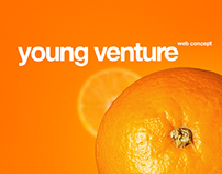 Young Venture Web Concept