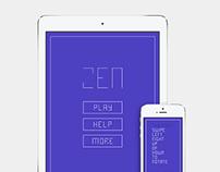 ZEN - iOS Game