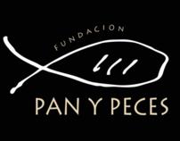 Desarrollo web para la Fundación Pan y Peces