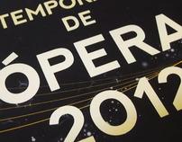 Buenos Aires Lírica - Temporada de Opera 2012