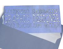 Curriculum Vitae Graphic Designer