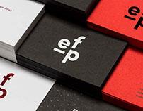 ef-p brand identity