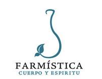 Corporate visual identity design - Farmística