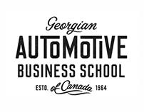 GEORGIAN AUTOMOTIVE BUSINESS SCHOOL : BRANDING