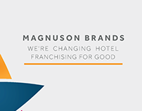 Magnuson Hotel - Brand Brochure