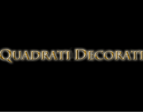Quadrati Decorati