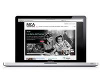Web design - Museo de Cine Argentino