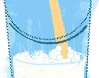 Milk Bubbles