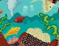 Red Tide Illustration