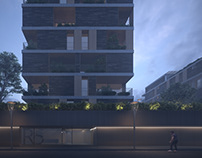New residential project in Assago (Milan)