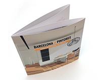 Brochure Barcelona Pintores