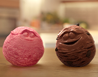 Sorvete - Ice Cream