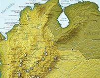 Colombia Biodiversity