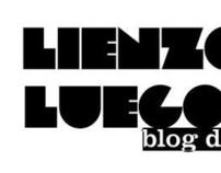 Blogging Lienzo Luego Existo
