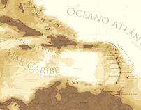 Cartagena de Indias Maps